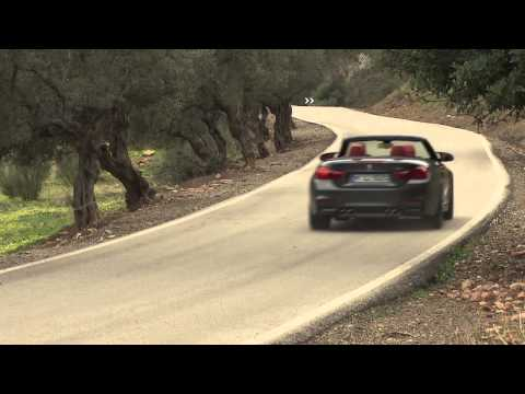 BMW M4 Convertible Overview