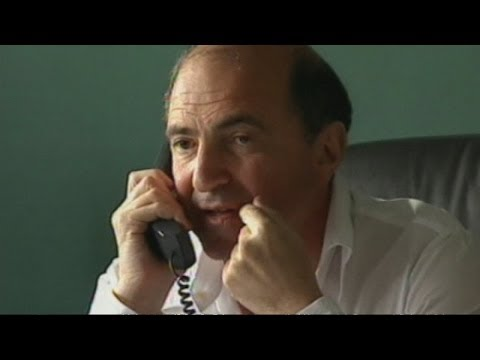 Boris Berezovsky: the 'broken man'
