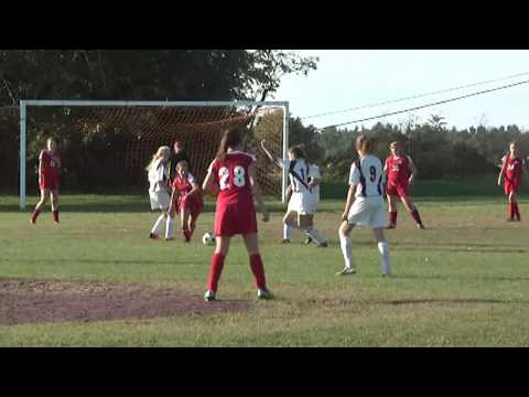 NCCS - Saranac Lake Mod Girls 9-25-13