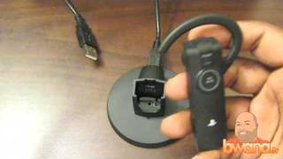 Official PS3 Bluetooth Headset Review