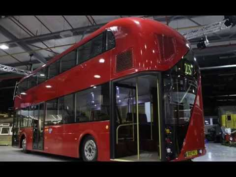 New London bus routemaster photo