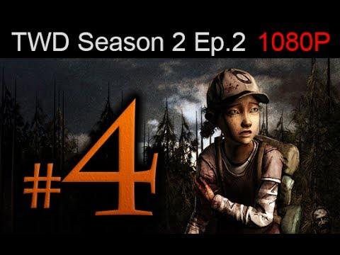 The Walking Dead Season 2 Episode 2 Walkthrough Part 4 [1080p HD] - No Commentary