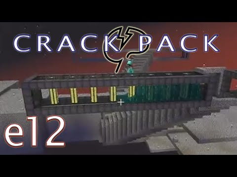 Mindcrack CrackPack Server - E12 - Warp Power