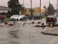 Powerful Storm Hits Calif. With Heavy Rain
