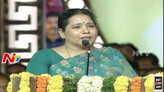 KAPU Corporation Beneficiary Padma Sri Speech @ TDP Mahana..