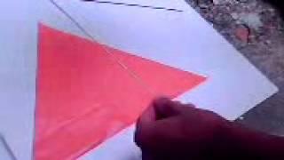 Tutorial Como Fazer Uma Asa Delta De Balão VICTOR E
