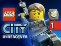 LEGO City Undercover Gameplay Walkthrough - Part 1 New Faces Old Enemies Wii U Let