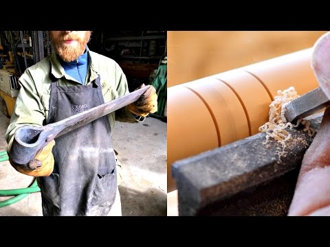 FORGED TOOLS BUILT BY HAND