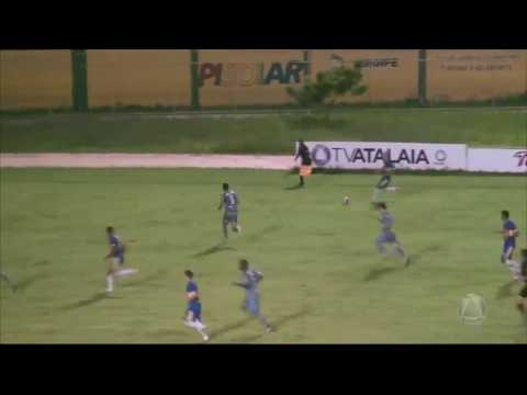 Boca Junior 2x3 Itabaiana - Hexagonal do Campeonato Sergipano