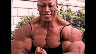 Renne Toney - La mujer mas musculosa de la historia