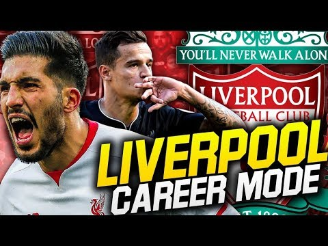 FIFA 18 Liverpool Career Mode #8 | BEST GOALS OF THE SEASON BY KEITA & COUTINHO | EPIC CUP GAME!