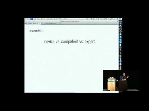 Image from Software Carpentry: Lessons Learned