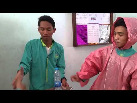 DUNIA LAIN uji nyali (parodi SMA 92 JAKARTA )