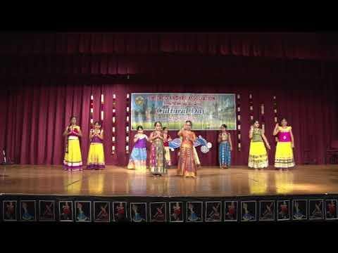 """CAA - 2017 AP Cultural Festival - Oct 14th 2017 - Item-24 """"Himagiri Murisindi"""""""