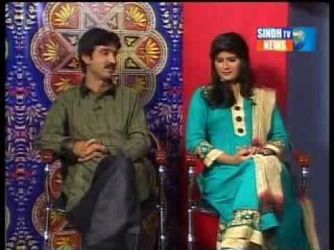 sindh tv Eid show 2012 with irshad jagirani part 3