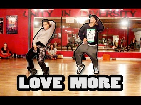 LOVE MORE - Chris Brown ft Nicki Minaj Dance Cover | @MattSteffanina Choreography | Matt Steffanina