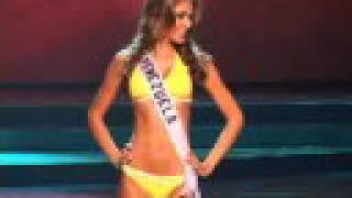 Venezuela Miss Universe 2008 Presentation Swimsuit