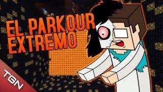 """MINECRAFT: """"El Parkour Extremo"""""""