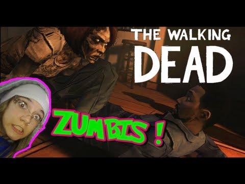 THE WALKING DEAD #1 Zumbis Idosos