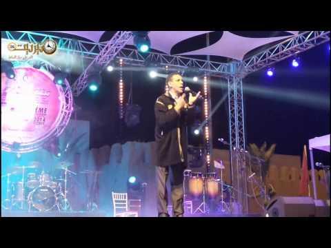 الكوميدي شاوشاو بمهرجان تيميزار