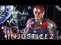 Injustice 2 Online CRAZY ATOM COMBOS
