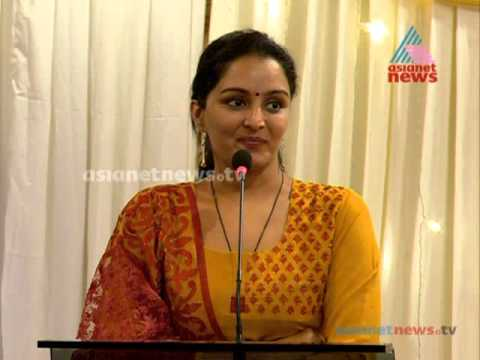 Manju Warrier become goodwill ambassador of organic farming: Chuttuvattom