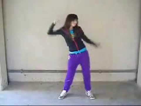 Girls Dance - Chicas TCK Break Dance Jumpstyle Shuffle - Duelo