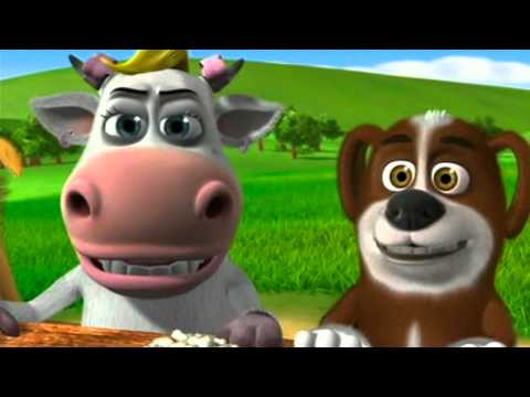 Zvieratk� z farmy - Mal� plan�ta plynu