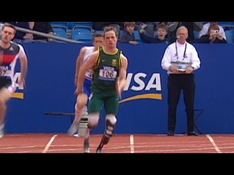 The Fast Times of Oscar Pistorius: Blades of Glory