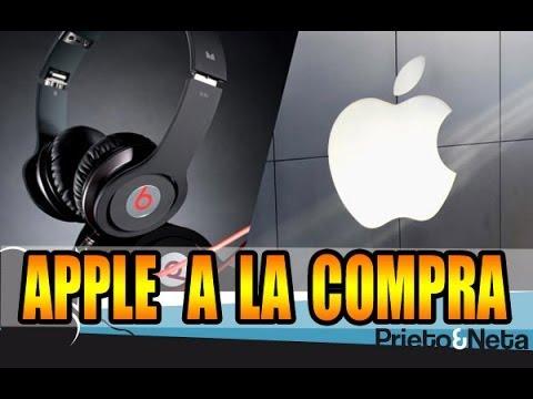 Apple quiere comprar la compañía Beats Electronics