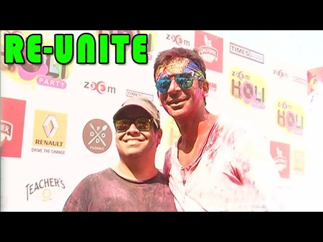 Comedy Nights with Kapil : Gutthi and Palak RE-UNITE at zoOm Holi Party