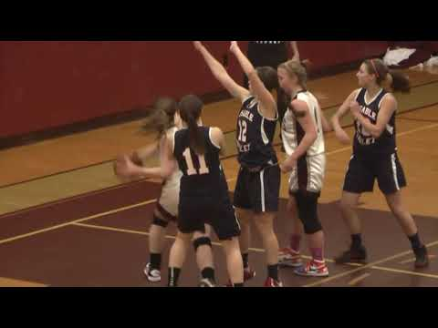 NCCS - AuSable Valley Girls 2-9-13