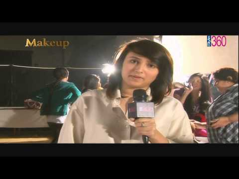 Bridal Couture Week 2012 Style 360 TV Making B