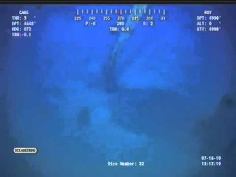 Deepwater Horizon oil spill 16th July 2010