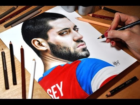 Drawing Clint Dempsey