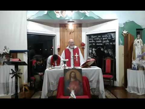Santa Missa | 30.06.2020 | Terça-feira | Padre José Sometti | ANSPAZ