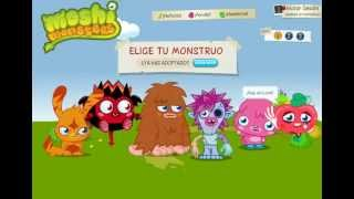 Registrarse En Moshi Monster En Español