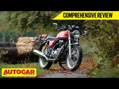 2013 Royal Enfield Continental GT | Comprehensive Review | Autocar India
