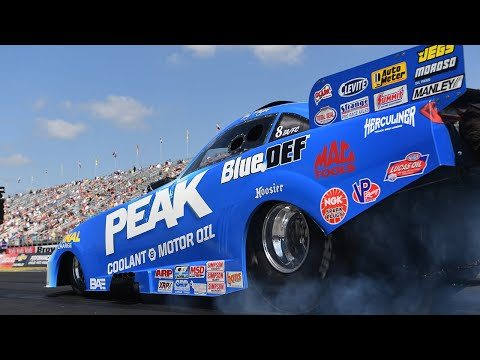 2019 US Nationals Top Alcohol Funny Car Winner - Jay Payne