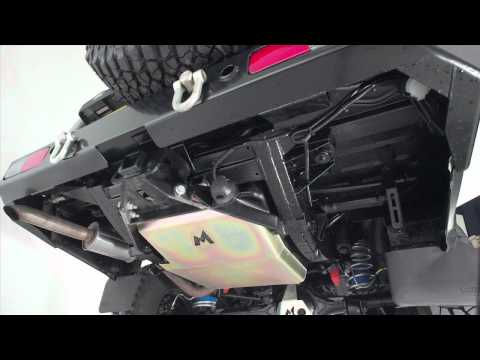 Terrafirma Discovery 2 Demo Vehicle