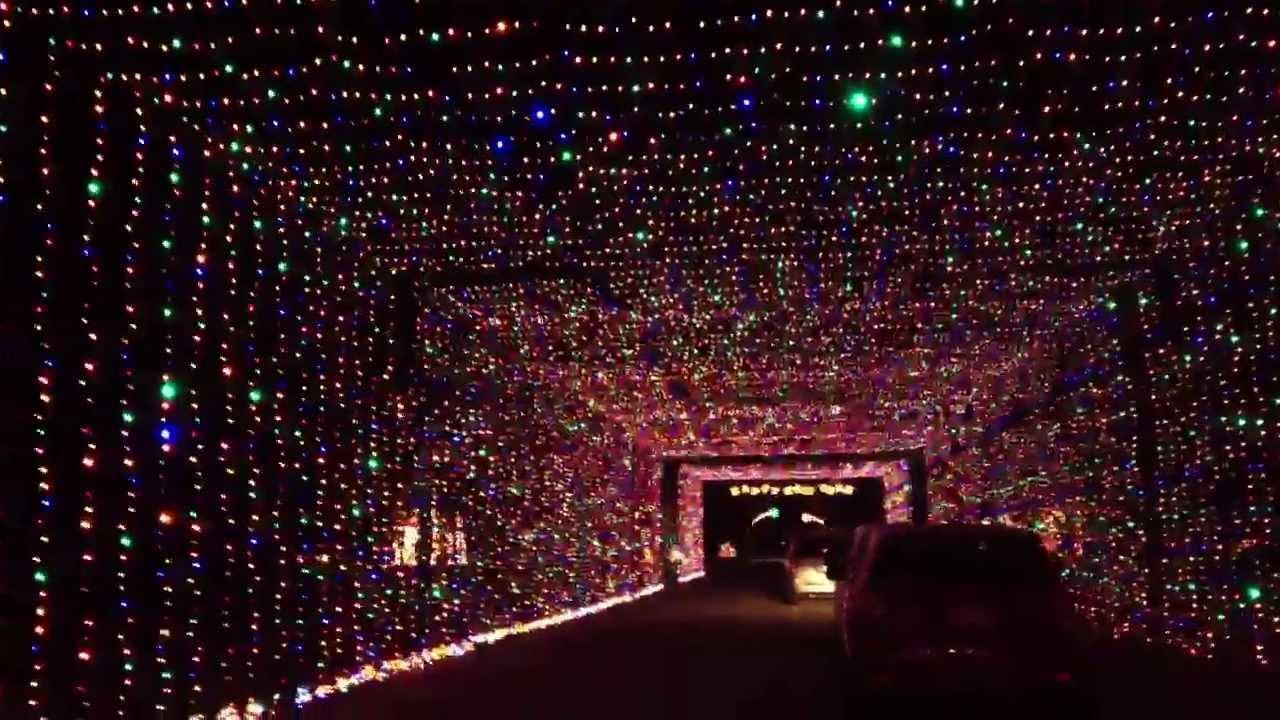 Prairie Lights Grand Prairie Texas Christmas Lights
