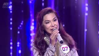 Màn xuất hiện ấn tượng của Cindy Thái Tài | HTV CA SĨ BÍ ẨN | MÙA 2 | CSBA #8 | 16/4/2018