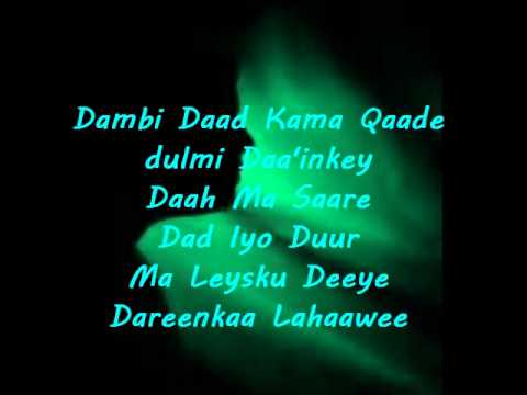 Duufaan iyo Dabeyl Zulfa