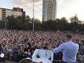 (10 тысяч человек) Навальный на встрече с жителями Екатеринбурга1 часть (16.09.2017)