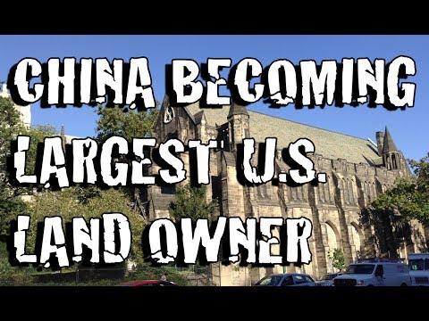 BOOM?: China Buying BILLIONS of U.S. Real Estate