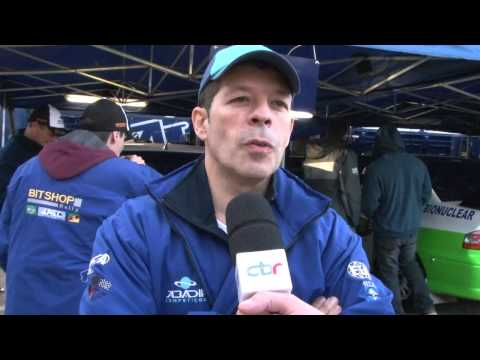 Juliano Sartori - Antes da Largada - Rally de Erechim 2013