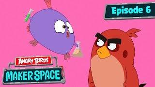 Angry Birds - Marker Space  - Tajná formula
