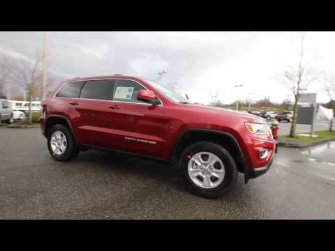 2014 Jeep Grand Cherokee | Deep Cherry | EC414846 | Everett | Snohomish