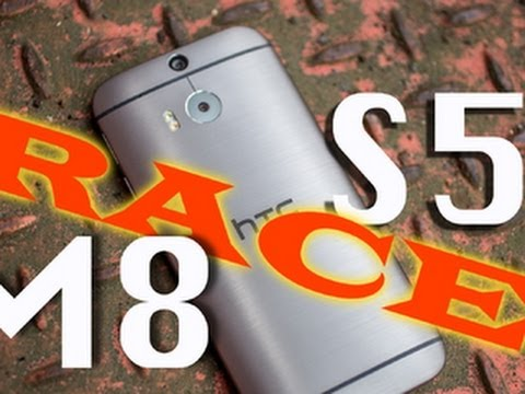 HTC One M8 and Samsung Galaxy S5 race to shops in CNET UK podcast 382