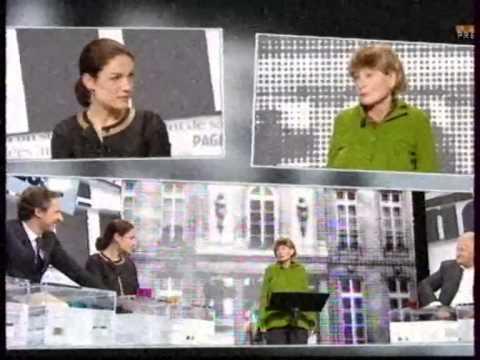 Angela Merkel garde le petit François Hollande chez elle par Florence Brunold